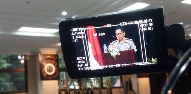 Fredrich: Kenapa KPK Tidak Periksa Kapolri Tito?