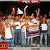 मधेपुरा: फेसबुक से शुरू हुआ मुहिम सड़कों पर, आतंकवाद के खिलाफ कैंडल मार्च