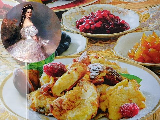 Słodki omlet cesarzowej Sisi (Sissi)