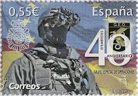 40 ANIVERSARIO GRUPO ESPECIAL DE OPERACIONES