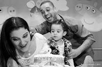 Segundo aniversário da Ana Luiza no Buffet Park Kids - Suzano - SP