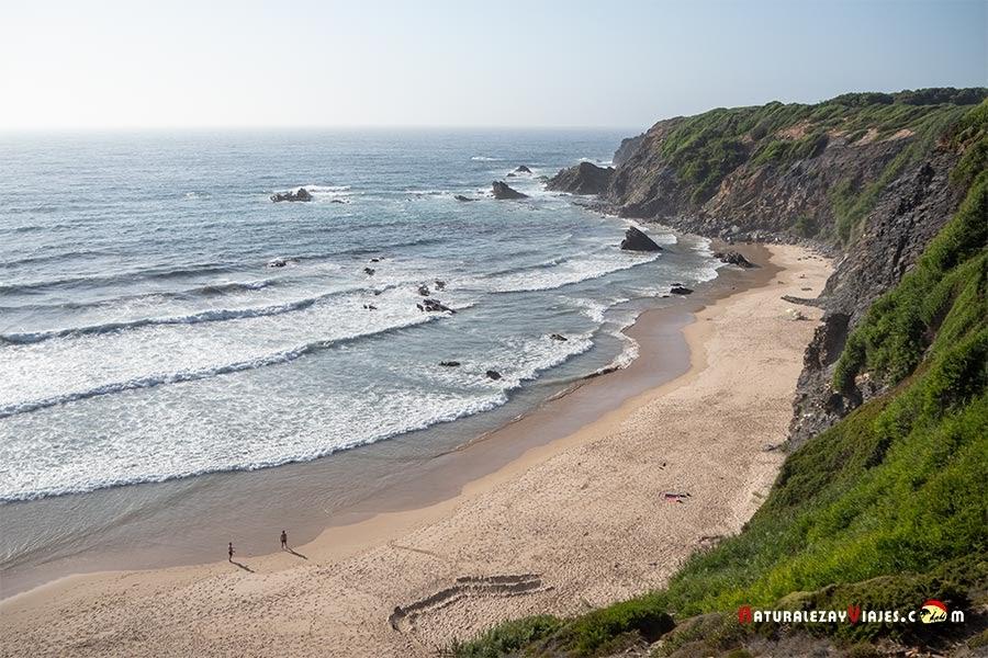 Praia dos Machados, Alentejo