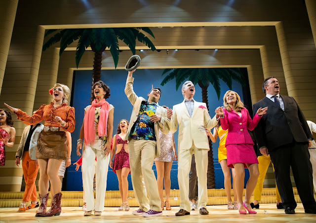 Hello Freckles Dirty Rotten Scoundrels Sunderland Empire ATG