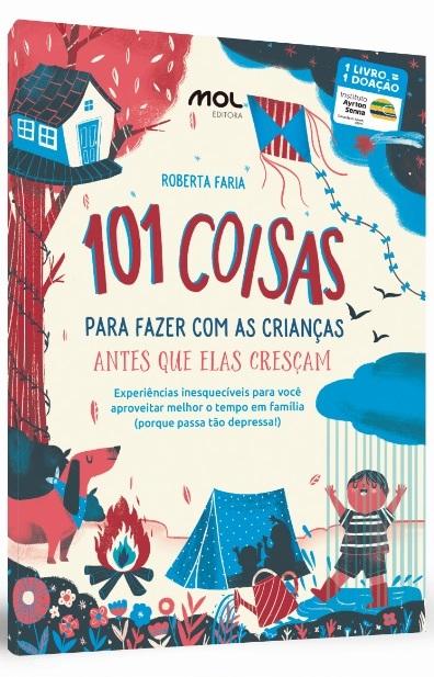 PBKIDS e Editora MOL lançam livro infantil e revertem recursos para o Instituto Ayrton Senna