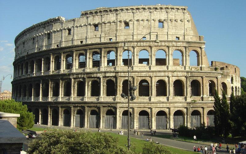 Roma (Periodos arcaico, clásico y helenístico)