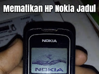 Trik Mematikan HP Nokia Jadul Melalui SMS