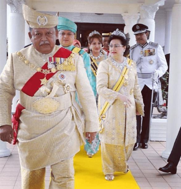 Tugas 9 Raja-Raja Melayu Dalam Angkatan Tentera Malaysia