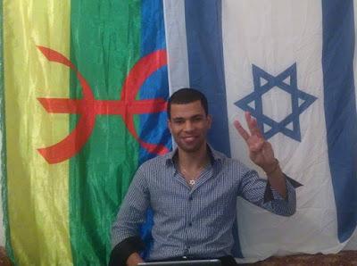 El Marroquí que apoya con orgullo el Estado de Israel