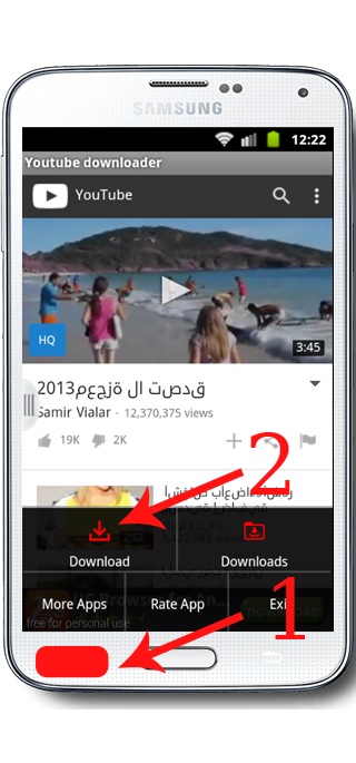 تحميل all video downloader