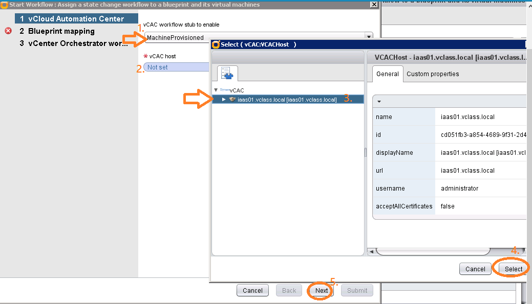Virtualization The Future: Call vCenter Orchestrator workflows from