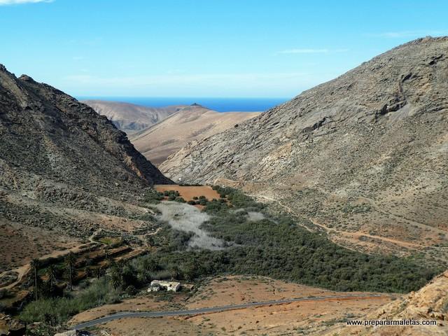 naturaleza y paisaje en Fuerteventura