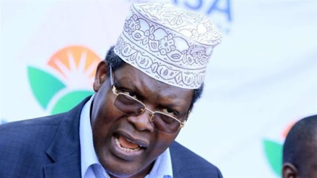 Kenyan opposition figure Miguna Miguna deports opposition firebrand
