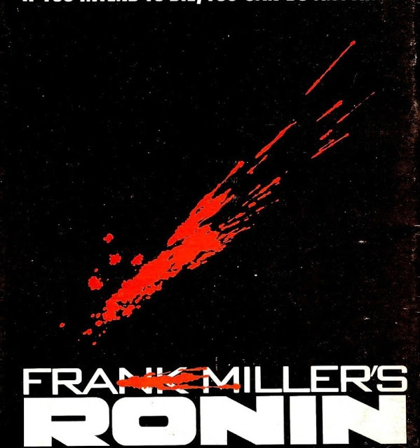 SCANS: RONIN by Frank Miller (1983/1984)