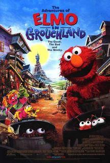 Elmo En El Pais de los Gruñones – DVDRIP LATINO