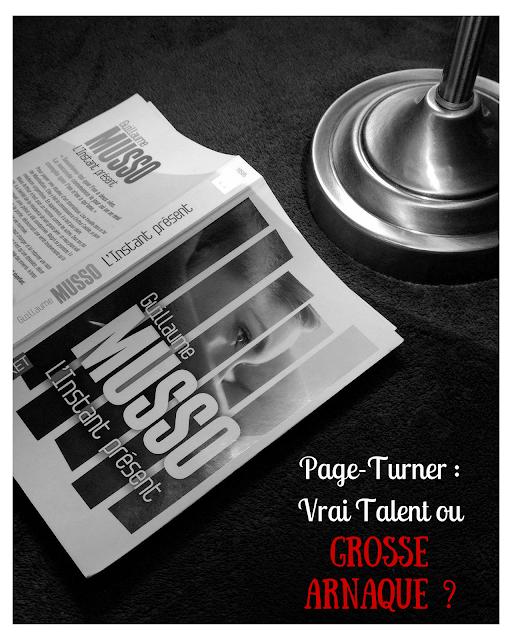 Page-Turner Guillaume Musso L'instant Présent