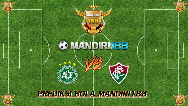 AGEN BOLA - Prediksi Chapecoense vs Fluminense 23 Oktober 2017