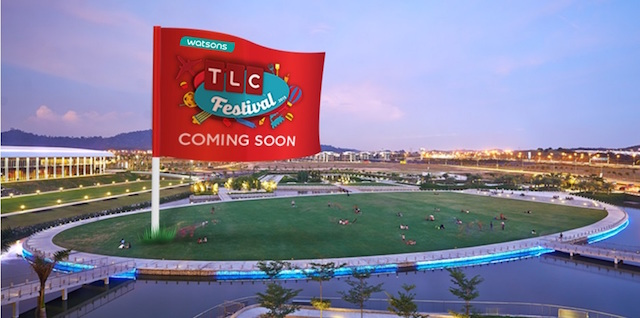 TLC Festival 2015 will take place at Setia City Park in Setia Alam.