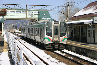 JR東北本線のりば2