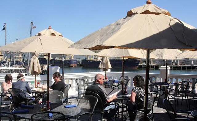 Restaurantes em Seaport Village