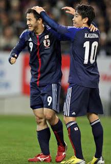 サッカー日本代表 ラトビア戦