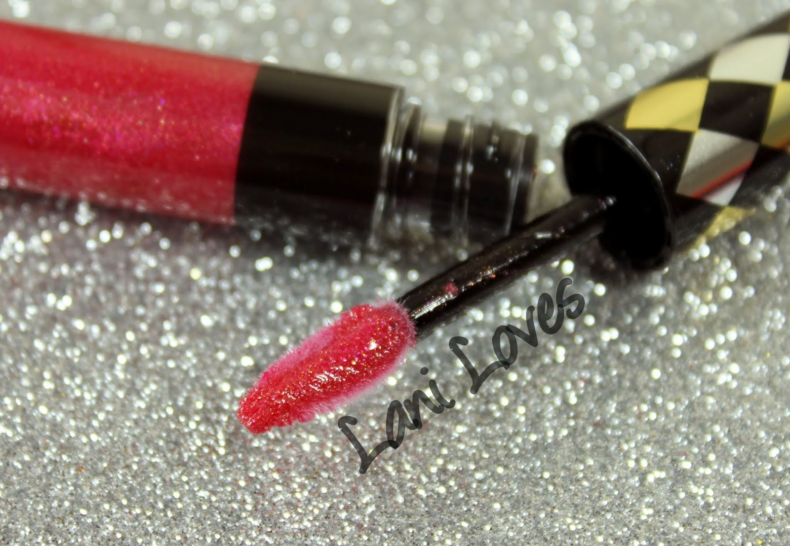 ZA Rich-Glam Liquid Rouge Limited Edition - Rosy Red swatches & review