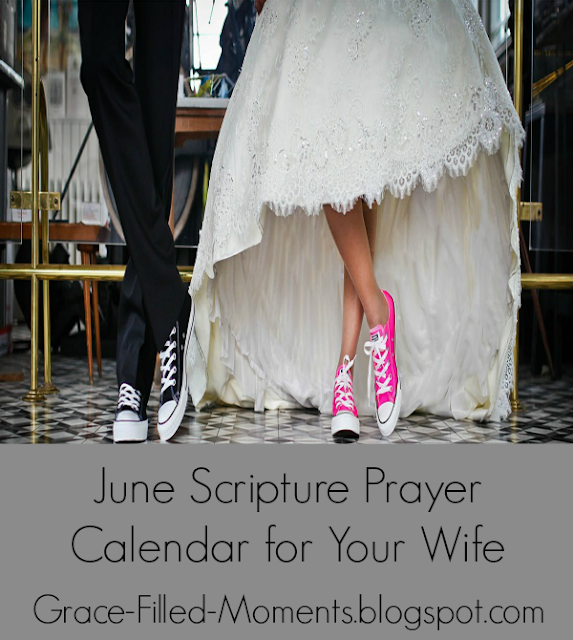 Scripture Prayer Calendars