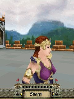 Alexia The Great 3D game hp