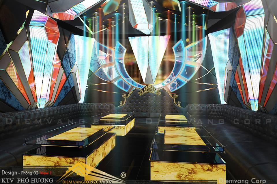 Thiết kế phòng karaoke 3D Ảnh Full chất lượng cao 21