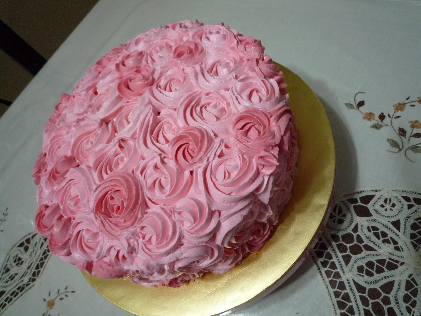 Gg Home Biz Cakes Wedding Cakes Ms Rose Red Velvet Birthday Cake