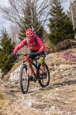 anspruchsvolle Mountainbiketour Gardasee Trail S3
