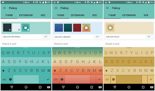 Fleksy + GIF Keyboard v9.7.6 build 2702 Premium Latest APK is Here !