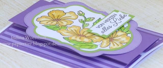 Farbenspiel der Jahreszeiten | papiertier Indina | Stampin' Up! | Angebote