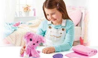 Pink Scruff-a-Luvs Mystery Rescue Pet toy