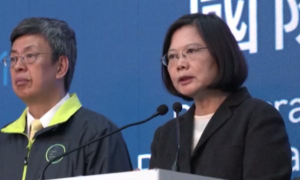 周子瑜事件挑動網民補刀,蔡英文當選台灣首位女總統