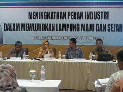 Musrenbang RENJA Dinas Perindustrian 2017