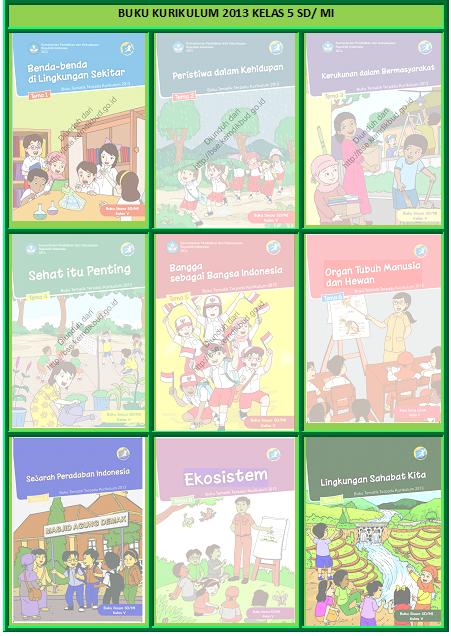 Download Buku Siswa Tematik Kelas Buku Tematik 4h Daerah Tempat Tinggalku Kurikulum 2013 Buku