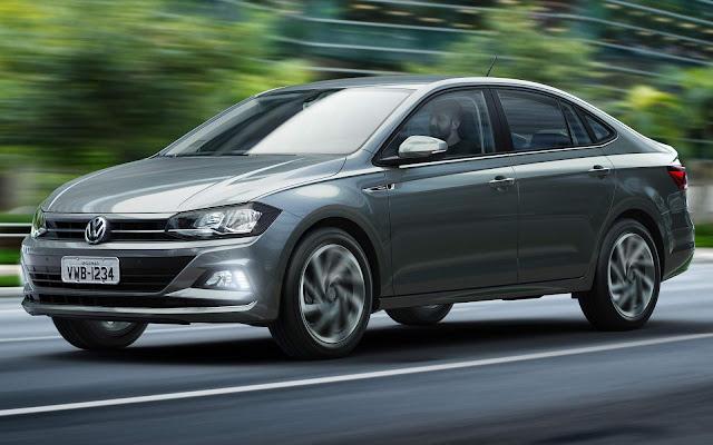 Novo Polo Sedan 2018 - VW Virtus