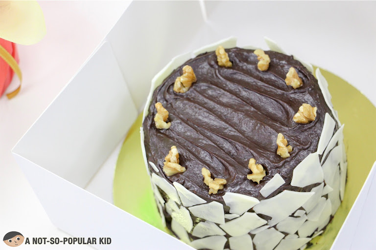 Scrumptious PH's Deep Dark Chocolate Cake