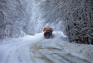 Σφοδρές χιονοπτώσεις στα ορεινά της Ηπείρου