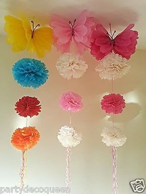 tutorial rosas gigantes de papel para decorar