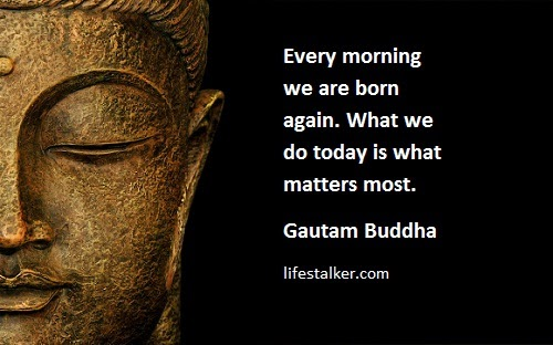 Top 10 Most Inspiring Buddha Quotes Life Stalker