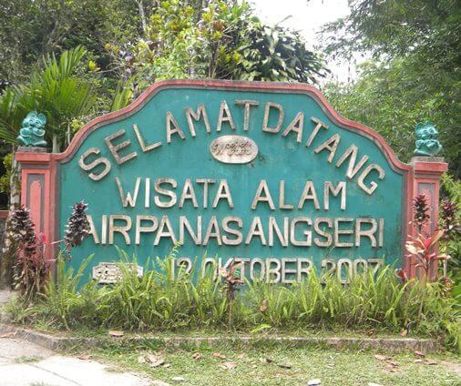 Angseri Hot Springs Bali, Benefit of Hot Spring Water , Angseri Tabanan Bali