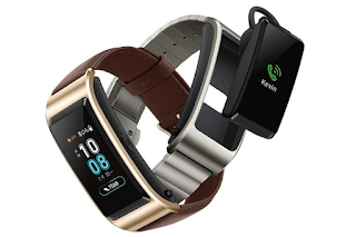 Render of Huawei TalkBand B5 appears; unveiling could take place July 9th