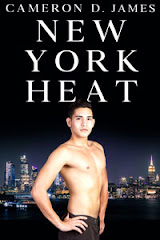 NEW YORK HEAT<br>Cameron D. James