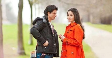 Jab Tak Hai Jaan Romantic Dialogues By Shahrukh Khan Katrina Anushka Sharma