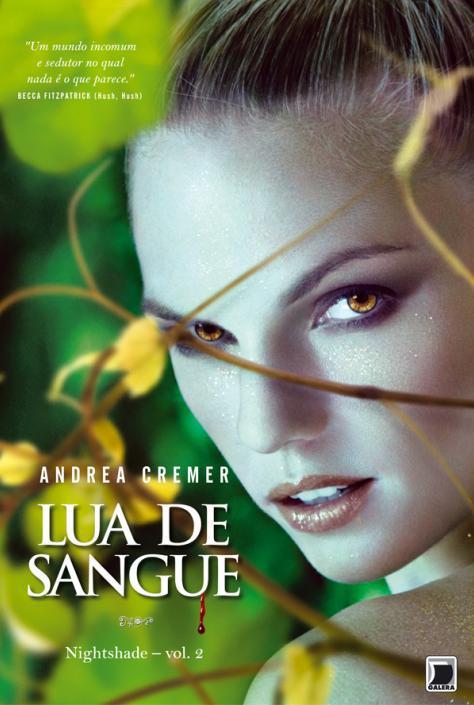 """News: Capa de """"Lua de Sangue"""", da autora Andrea Cremer 17"""