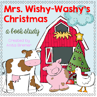 MRS WISHY-WASHY'S CHRISTMAS