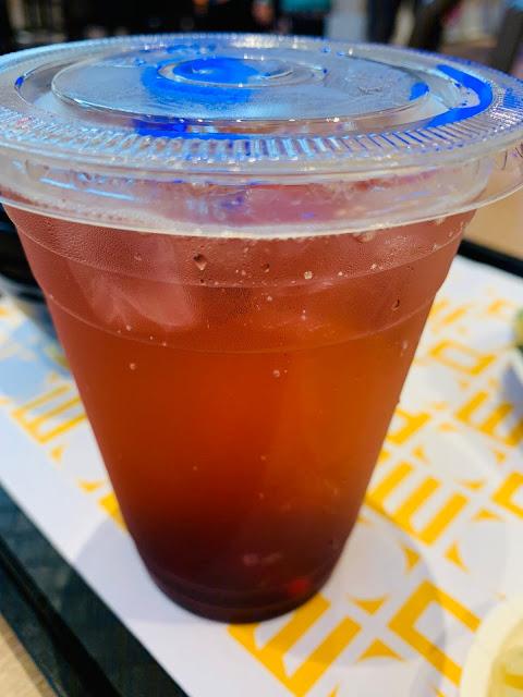 金澤半之助天丼-綜合莓果氣泡