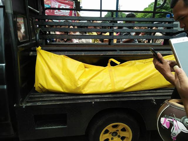 GEGER! Ompung Boru Sitio Ditemukan Tak Bernyawa Karena Gantung Diri, Keluarga: Sudah Sering Ancam Akan Bunuh Diri