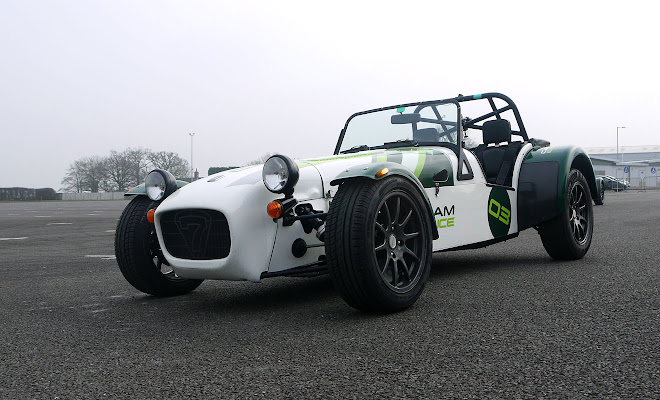 Caterham 7 Roadsport 140